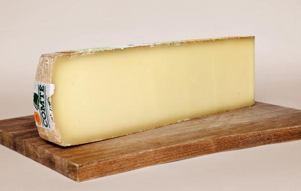 Le comté fromage de vache