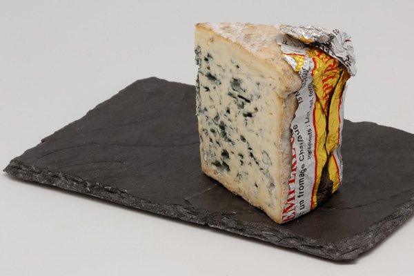 Fromage de vache Bleu d'Auvergne